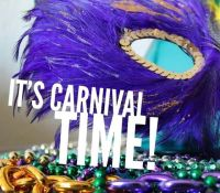 carnival cover page