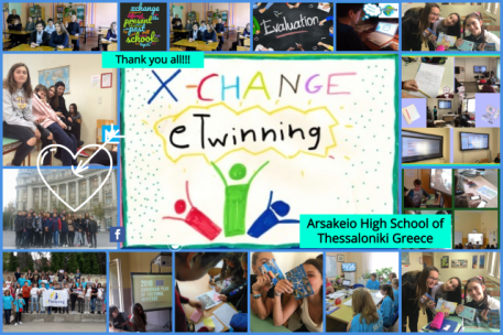 X-CHANGE POSTER